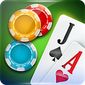 Blackjack & Baccarat - Casino Card Game icon