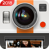 HD Camera for android - DSLR, 4K, Filters