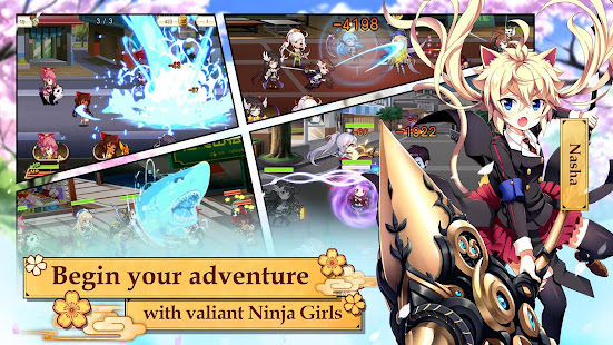 NinjaGirls:Reborn 3