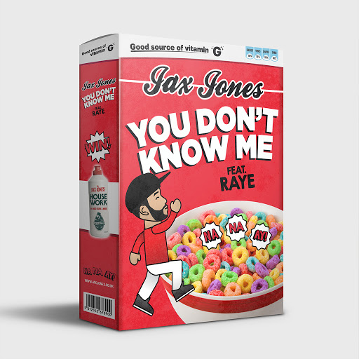 You Don't Know Me (Radio Edit) (feat. RAYE)