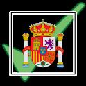 Constitución Española. Tests icon