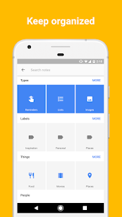 Google Keep:記事和清單 Screenshot