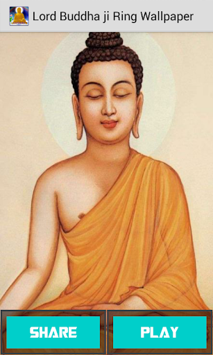 Lord Buddha ji Ring Wallpaper