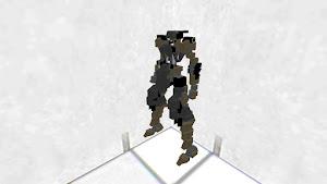 MD DF-AG01 GILEST(追加装甲仕様)