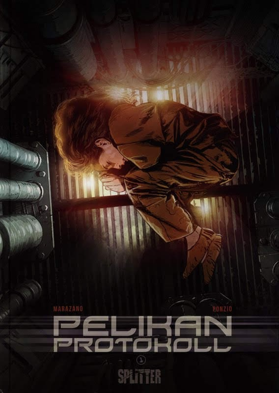Pelikan Protokoll (2012) - komplett