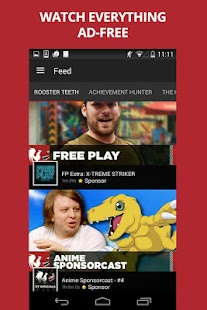 Sep 10, · Rooster Teeth is THE place to get a little bit of everything you need. It's where you go for your daily fix of videos and content, including Red vs. Blue, RWBY, award-winning podcasts, gaming videos, Let's Plays, live action shorts, scripted series, and even movies!/5(K).