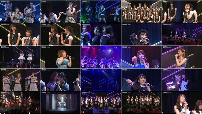 200111 (1080p) HKT48 チームH「RESET」公演 田中菜津美 卒業公演 DMM HD