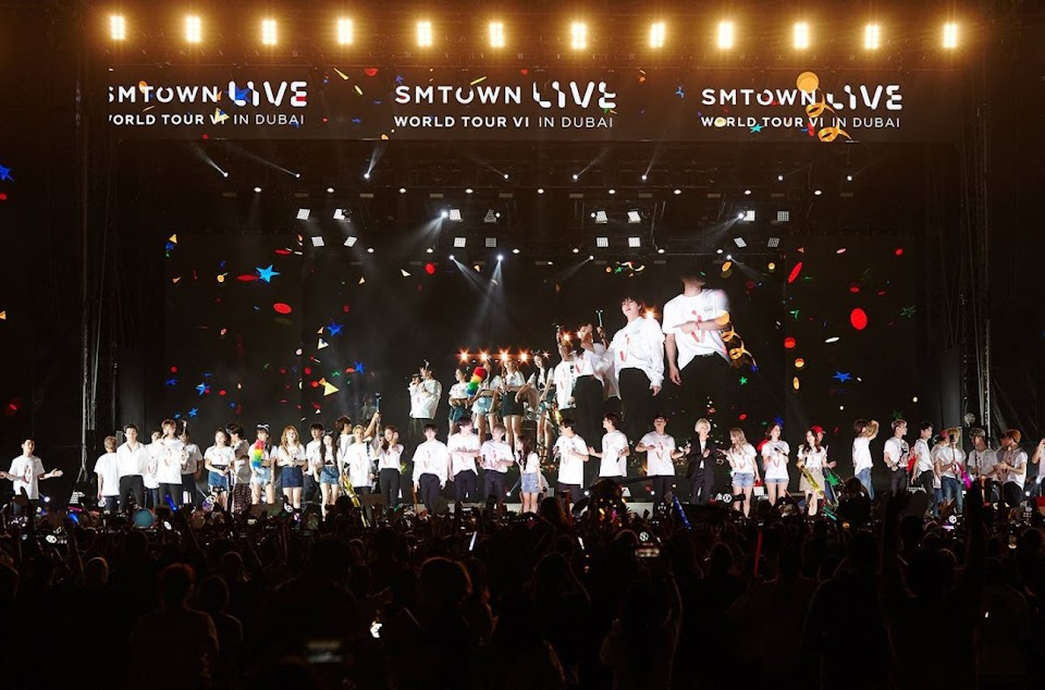 sm town live 2018