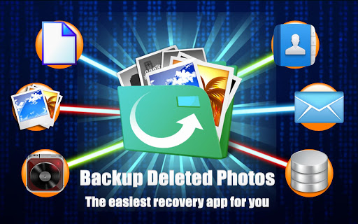 Backup Deleted Photos