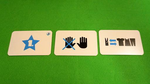 ウォッシュダッシュ:特殊カード