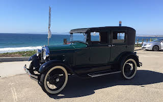 Ford Model A Rent California