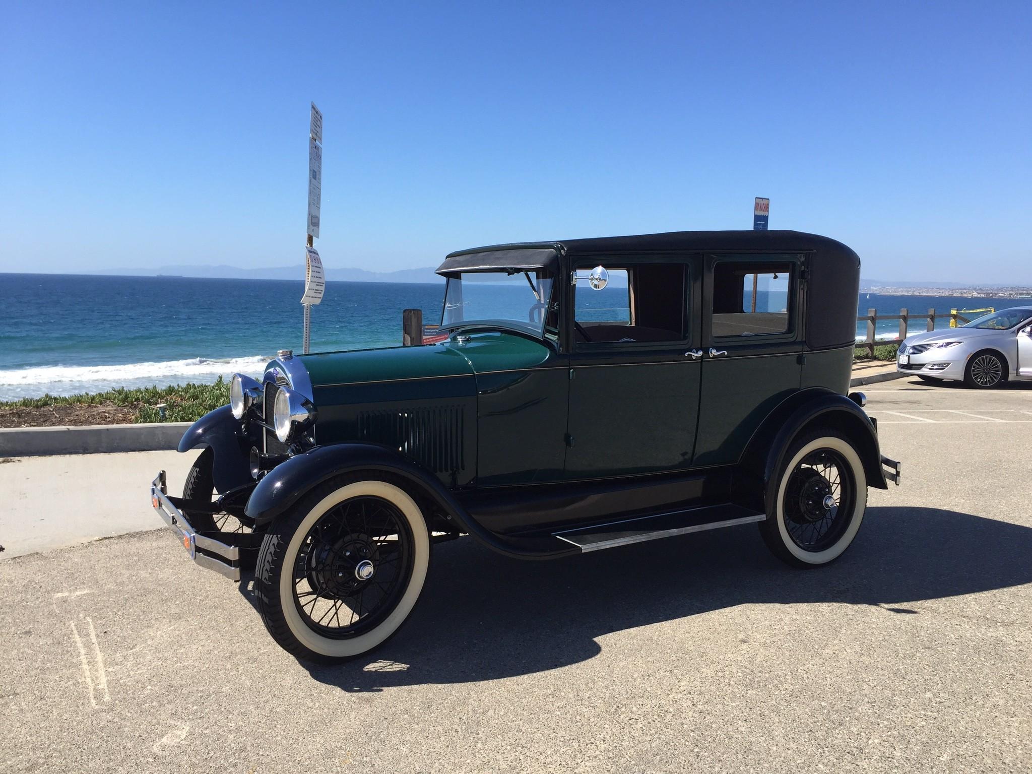 Ford Model A Hire La Jolla