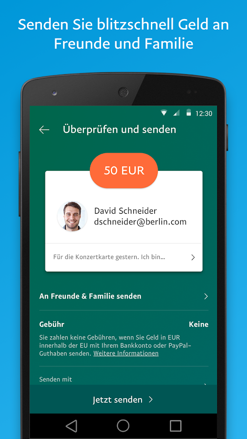 Google Play Guthaben In Paypal Umwandeln