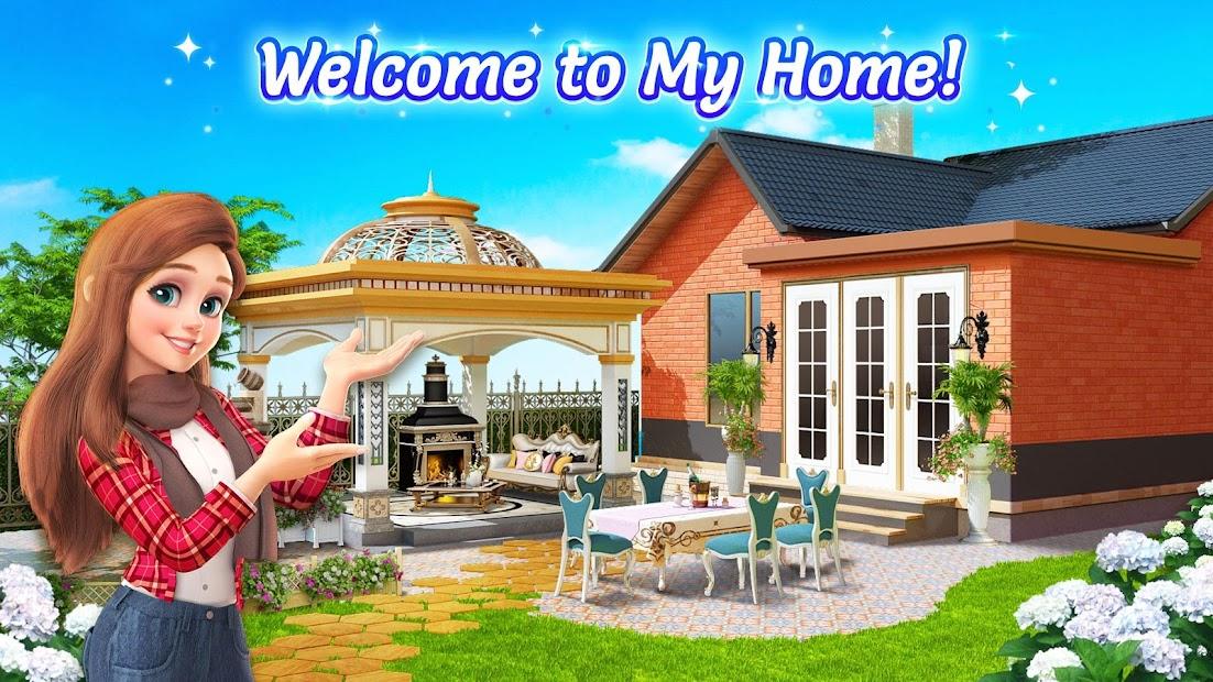 My Home - Design Dreams Android App Screenshot