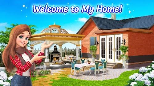 Screenshot 1 My Home - Design Dreams 1.0.126 APK MOD