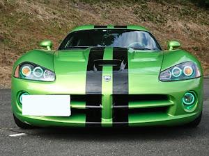 バイパー  2008年式 Dodge Viper SRT10のカスタム事例画像 こ~じ@8400さんの2020年05月09日17:20の投稿