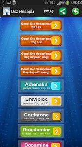 Doz Hesapla screenshot 2