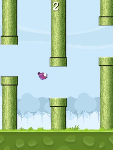 Super idiot bird screenshots 1