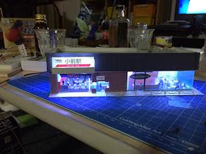 Photo: 電照看板作成