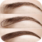 DIY Eyebrows Step by Step icon