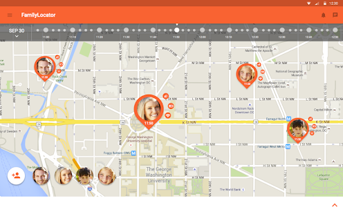 Family Locator & Kids Tracker- screenshot thumbnail