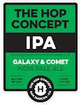 Hop Concept Galaxy & Comet