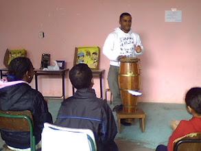 Photo: Oficina de Capoeira 31.06.12
