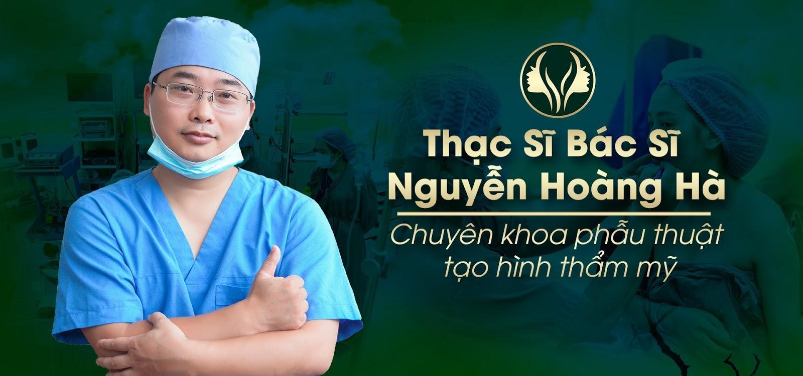 Thạc sĩ Bác Sĩ Nguyễn Hoàng Hà