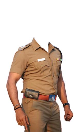 Police Suit Photo Frames Apk apps 1