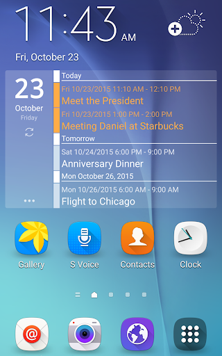 Clean Calendar Widget Pro  screenshots 17