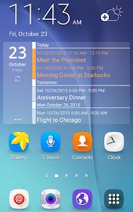 Clean Calendar Widget Pro Screenshot 17