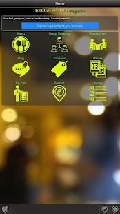 Restaurant App Engines Demo - náhled