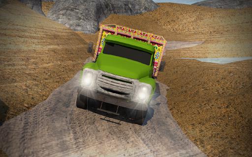 Asian Truck Simulator 2019: Truck Driving Games 2.3 screenshots 10