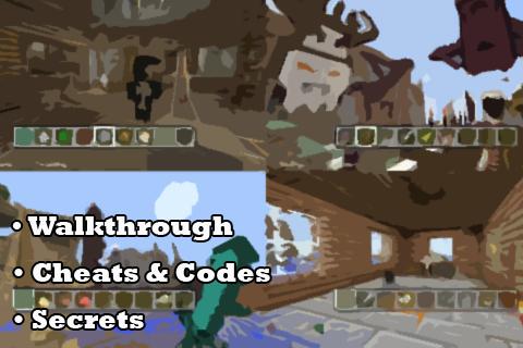 Walkthrough for Minecraft
