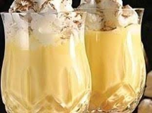 Banana Nog Recipe