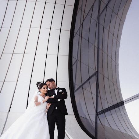 Fotógrafo de bodas Mamed Mamedov (Mamed086). Foto del 17.11.2017