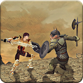 Legendary Knight Fighter Android APK Download Free By Interactive Games