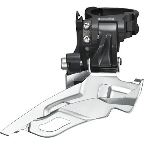 Shimano Deore M611 10-Speed Down-Swing Front Derailleur