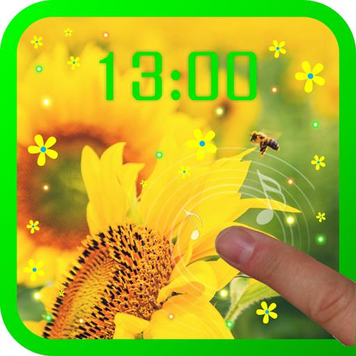 Sunflowers live wallpaper 個人化 App LOGO-硬是要APP
