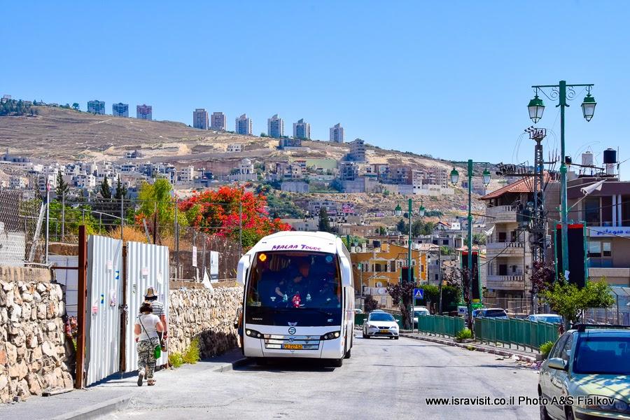 Экскурсия по Нижней Галилее.