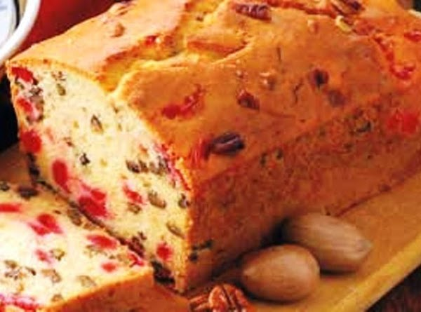 Cherry Pecan Bread Recipe