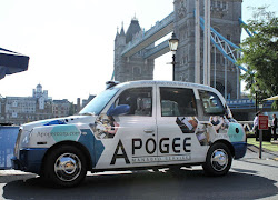 Apogee - Full Wrapped Taxi