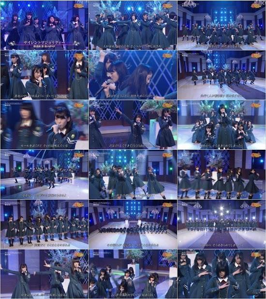 """(TV-Music)(1080i) 欅坂46 Part – あなたに贈る!名曲セレクション~""""秋ソング""""スペシャル 161104"""