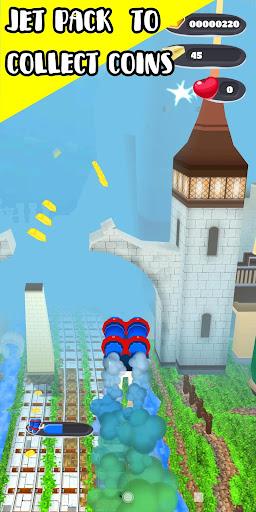 Télécharger Miner Race 3D mod apk screenshots 2