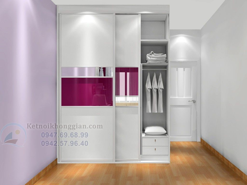 thiết kế phòng ngủ 15m2 thanh lịch