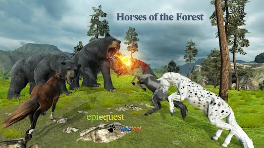 Horses of the Forest screenshot 2