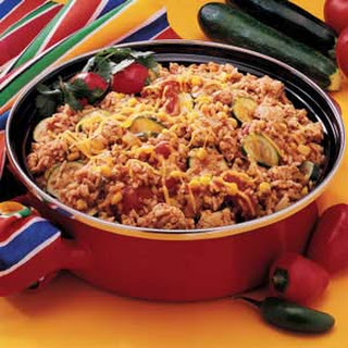 Fiesta Skillet Dinner.