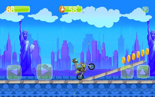 Crazy Motocross 1.0 screenshots 2
