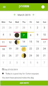 Calendario Lunar Cannabico 2019 Espana.Descargar Calendario Lunar Marihuana 2019 Apk Ultima Version App