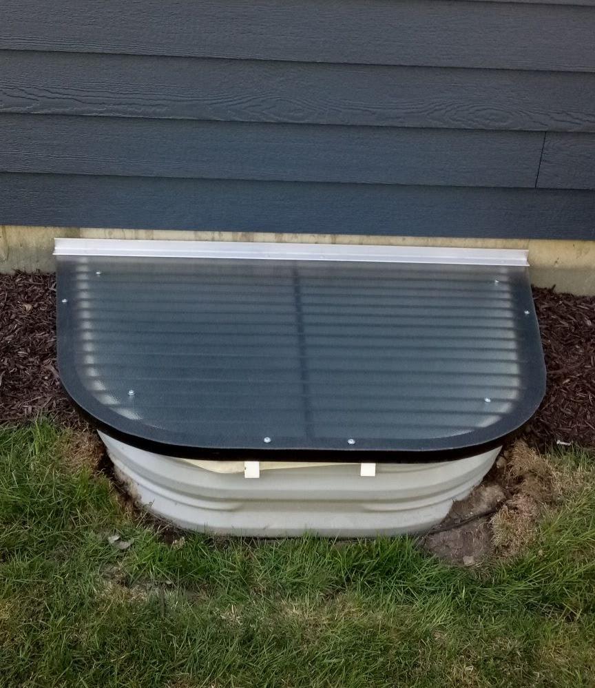 Harvey, IL-HandyManny Custom Window Well Covers